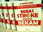 buku Bebas Stroke dengan Bekam