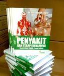 buku Penyakit dan Terapi Bekamnya